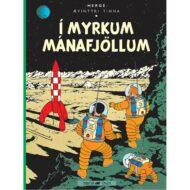 Ævintýri Tinna –  Í myrkum Mánafjöllum kilja