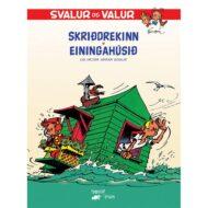 Svalur og Valur – Skriðdrekinn/Einingahúsið