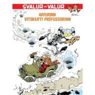 Svalur og Valur – Arfurinn/Vitskerti prófessorinn