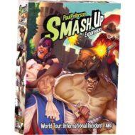 Smash Up: World Tour – International Incident viðbót