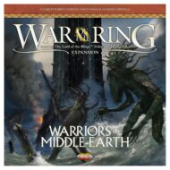 War of the Ring 2nd ed.: Warriors of Middle Earth viðbót