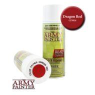 Dragon Red spreybrúsi
