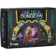 One Deck Dungeon card game