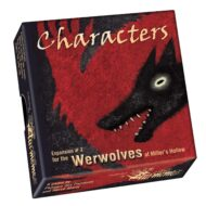 Werewolves of Miller's Hollow: Characters viðbót