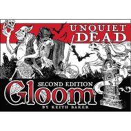 Gloom: Unquiet Dead 2nd ed. viðbót
