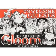 Gloom: Unwelcome Guests 2nd Ed. viðbót