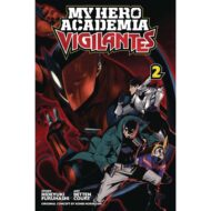 My Hero Academia Vigilantes Vol 02