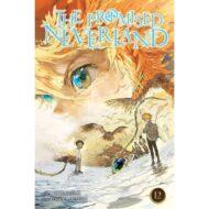 Promised Neverland Vol 12