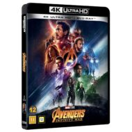 Avengers Infinity War (UHD Blu-ray)