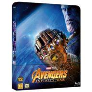 Avengers Infinity War Steelbook (Blu-ray)