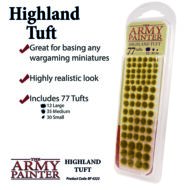 Battlefields Highland Tuft