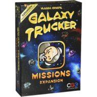 Galaxy Trucker: Missions viðbót