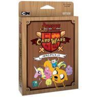 Adventure Time Card Wars: Hero Pack 1 viðbót