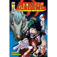 My Hero Academia Vol 03
