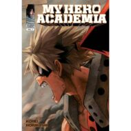My Hero Academia Vol 07