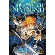 Promised Neverland Vol 08