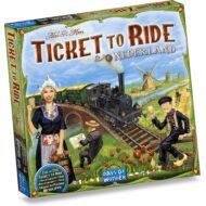 Ticket to Ride: Nederland viðbót
