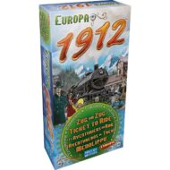 Ticket to Ride: Europa 1912 viðbót