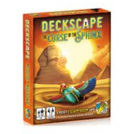 Deckscape: Curse of the Sphinx