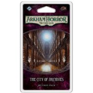 Arkham Horror LCG: The Forgotten Age 5 – The City of Archives