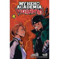 My Hero Academia Vigilantes Vol 04