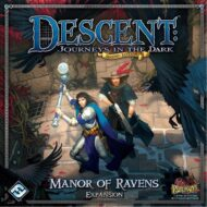 Descent: Manor of Ravens viðbót