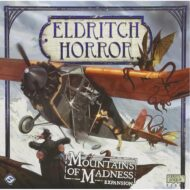 Eldritch Horror: Mountains of Madness viðbót