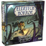 Eldritch Horror: Under the Pyramids viðbót