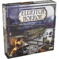 Eldritch Horror: Masks of Nyarlathotep viðbót