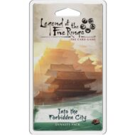 Legend of the Five Rings LCG: Imperial Cycle 3 – Into the Forbidden City