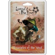 Legend of the Five Rings LCG: Clan Pack – Disciples of Void (Phoenix)