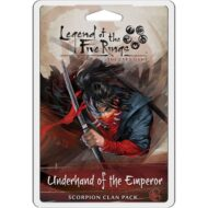 Legend of the Five Rings LCG: Clan Pack – Underhand of the Emperor (Scorpion)