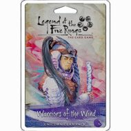Legend of the Five Rings LCG: Clan Pack – Warriors of the Wind (Unicorn)