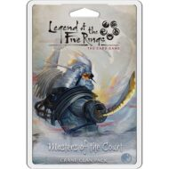 Legend of the Five Rings LCG: Clan Pack – Masters of the Court (Crane)