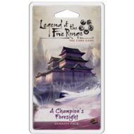 Legend of the Five Rings LCG: Inheritance Cycle 5 – A Champion's Foresight