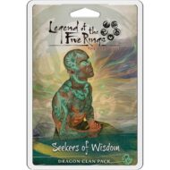 Legend of the Five Rings LCG: Clan Pack – Seakers of Wisdom (Dragon)