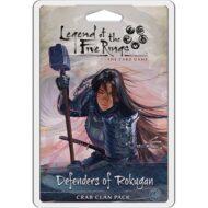Legend of the Five Rings LCG: Clan Pack – Defenders of Rokugan (Crab)