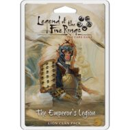 Legend of the Five Rings LCG: Clan Pack – Emperors Legion (Lion)