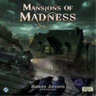 Mansions of Madness 2nd ed.: Horrific Journeys viðbót