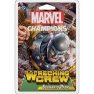 Marvel Champions: Wrecking Crew viðbót