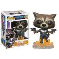 POP! GOTG Vol.2 Rocket Raccoon Vinyl Figure