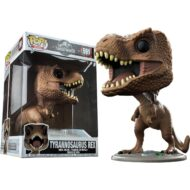 POP! Vinyl: Jurassic World 2: 10″ Tyrannosaurus Rex – Exclusive