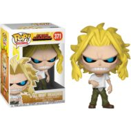 My Hero Academia All Might Weakened Pop! Vinyl Figure
