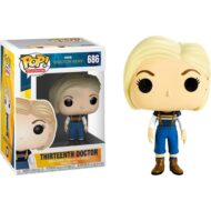 Doctor Who Thirteenth Doctor Pop! Vinyl Figure