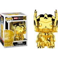 Marvel 10th Anniversary Chrome Thor Pop! Vinyl Figure