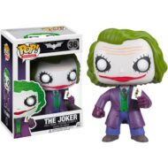 POP! Dark Knight Trilogy The Joker Vinyl Figure