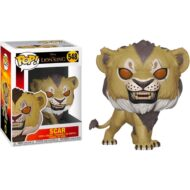Lion King Live Action Scar Pop! Vinyl Figure