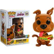Scooby Doo with Sandwich Pop! Vinyl Figure