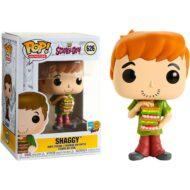 Scooby Doo Shaggy with Sandwich Pop! Vinyl Figure