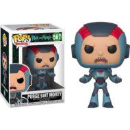 Rick and Morty Purge Suit Morty Pop! Vinyl Figure
